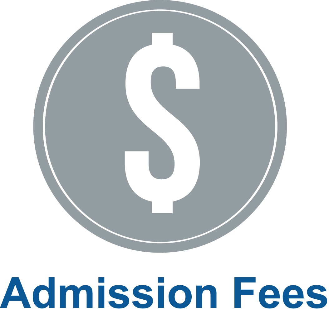 click here to view admission fees