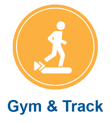 click here to view gym and track schedules