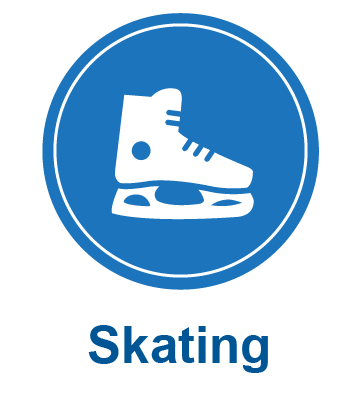 click here to view skating schedules