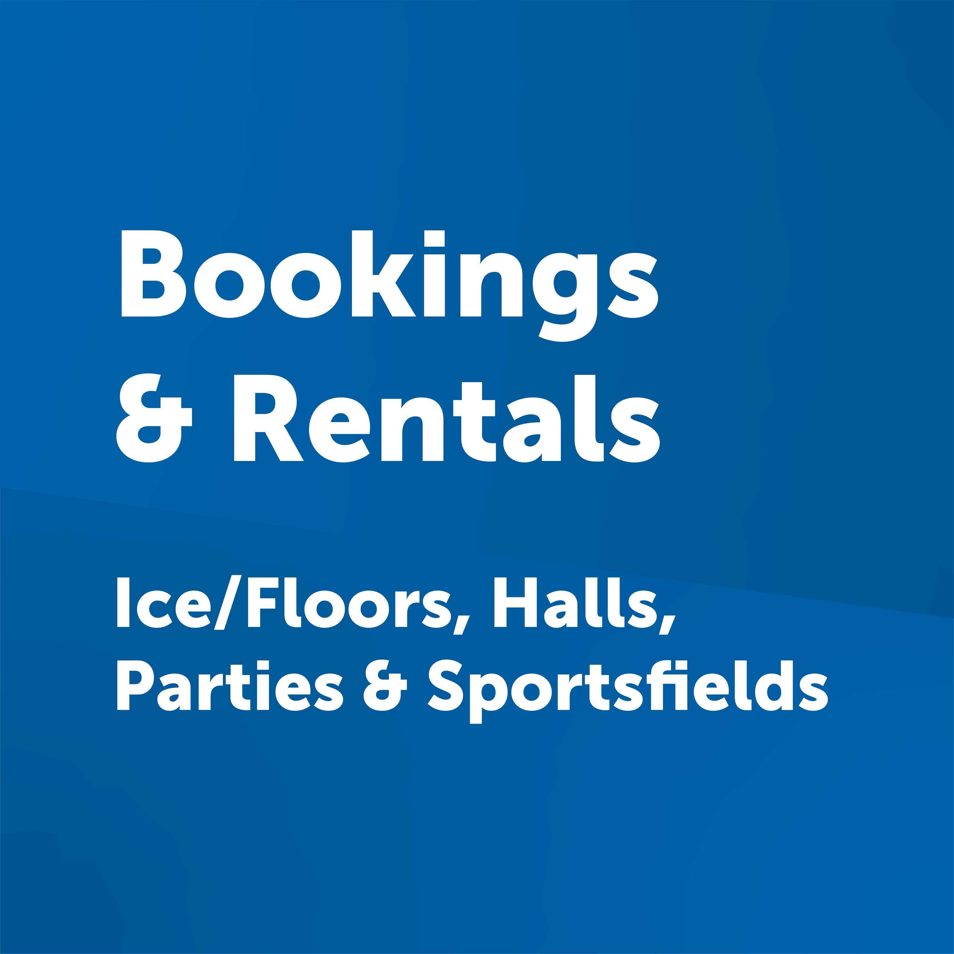 booking and rentals button