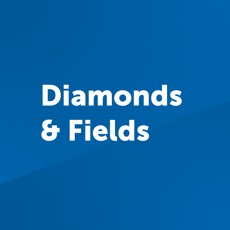 diamonds and fields button