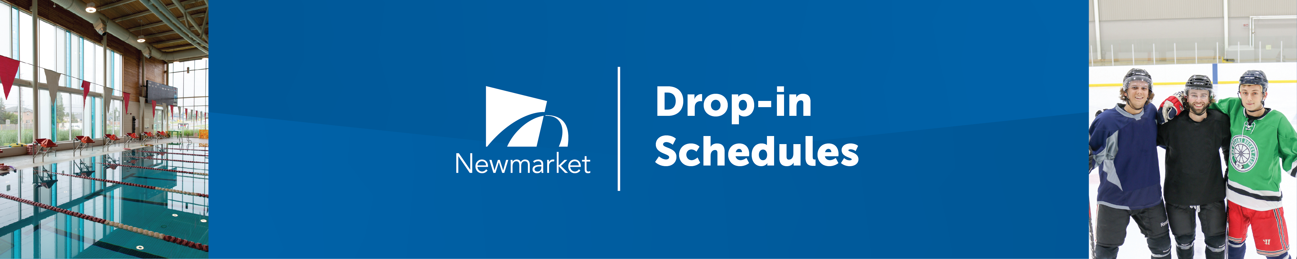 drop in schedule banner