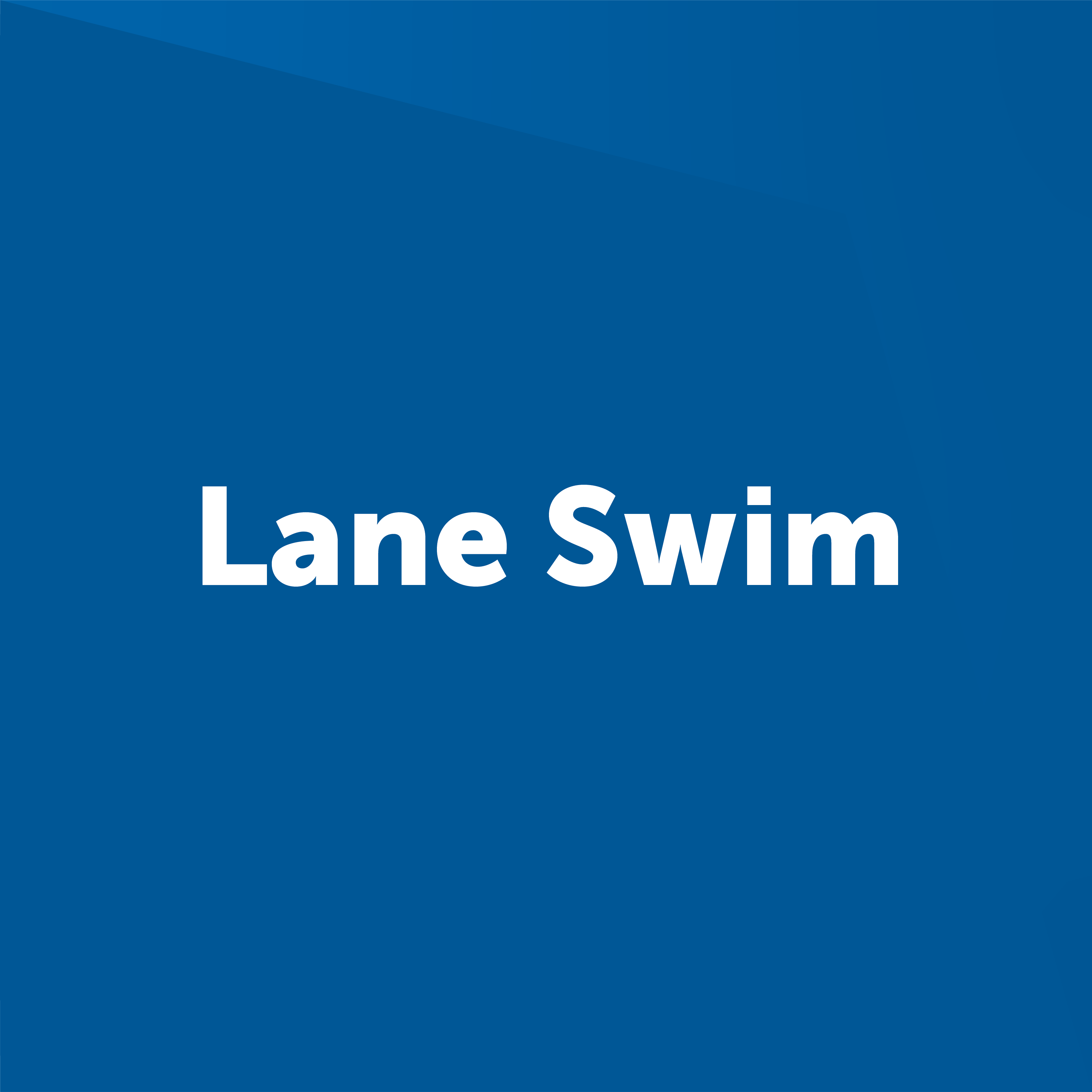 lane swim button