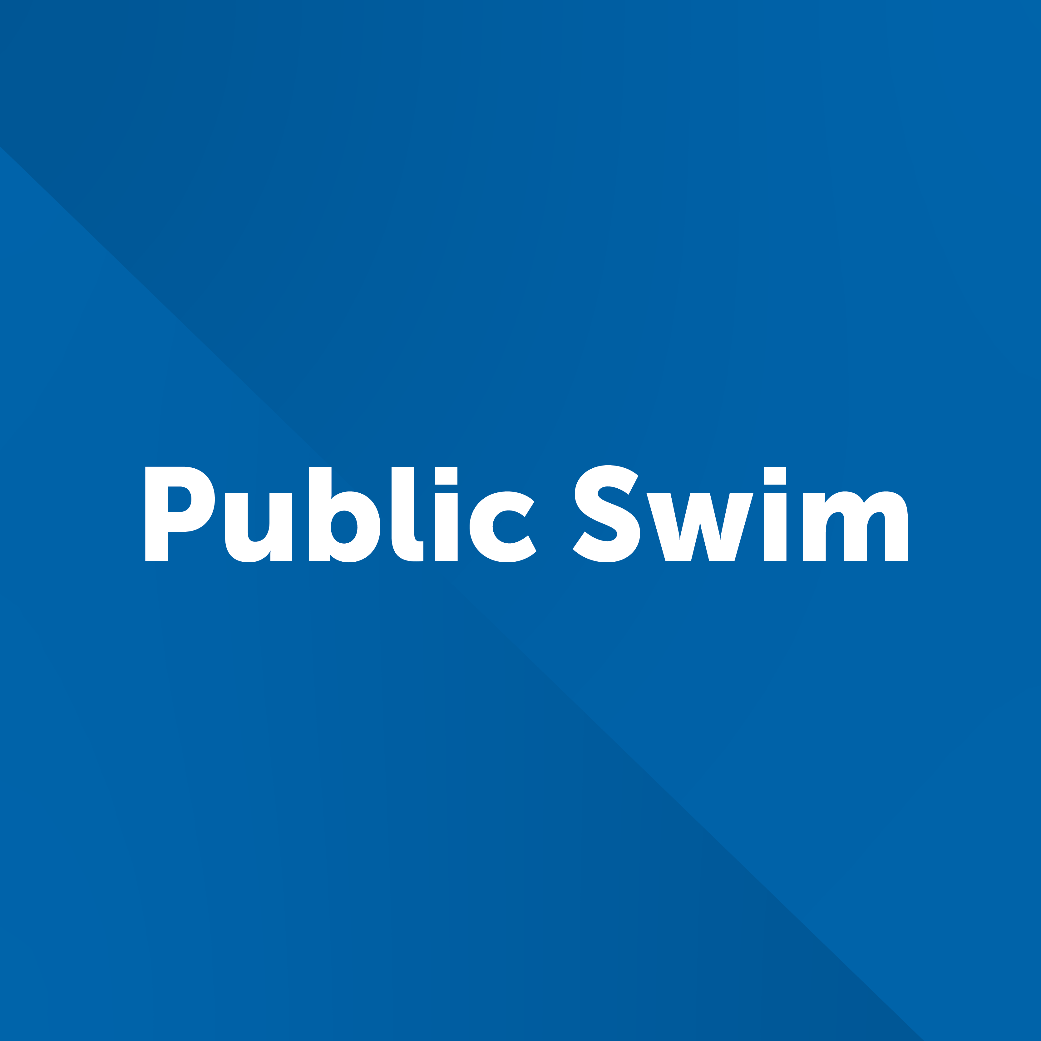 public swim button
